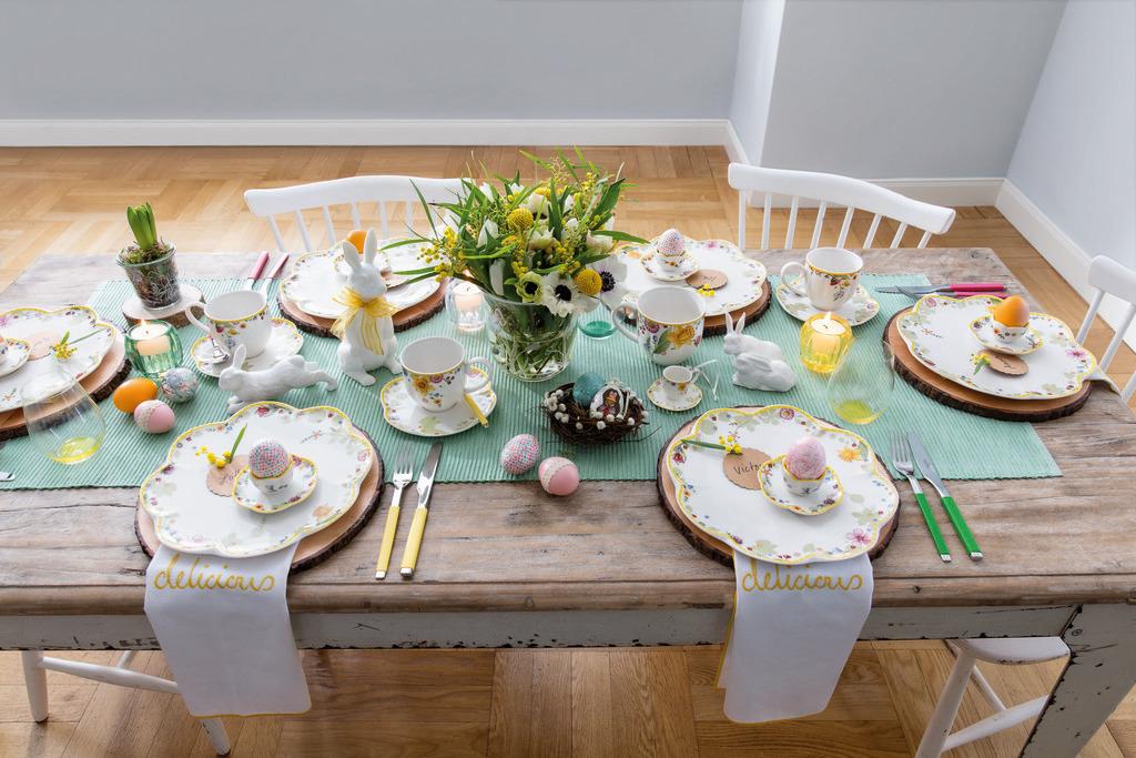 Come rendere la casa e la tavola più accoglienti per la Pasqua 2021: le collezioni